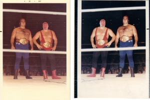 NWF Heavyweight Tag Team Champions